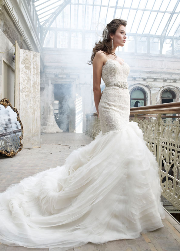 Photo Courtesy Of JLM Couture Website Lazaro Spring 2012 Collection