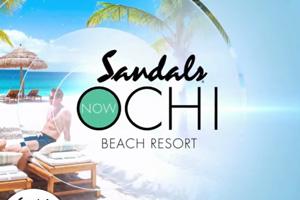 Sandals Ochi Logo
